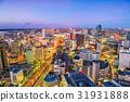 Toyama, Japan Skyline 31931888