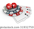 casino, poker, game 31932750