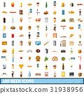 100 啤酒 圖標 31938956