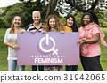 Women International Day Celebration Concept 31942065