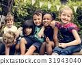 arm around friends 31943040