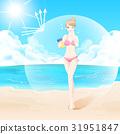 海滩 比基尼 女性 31951847