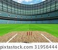 cricket, seats, sky 31956444