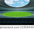 cricket, seats, sky 31956449