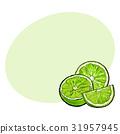石灰 酸橙 萊姆 31957945