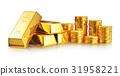 黄金 金色 金 31958221