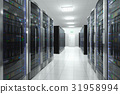 server, datacenter, rack 31958994