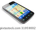 gps navigator smartphone 31959002