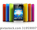 smartphone mobile touchscreen 31959007
