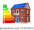 Alternative energy concept 31959035