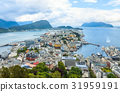 norway, alesund, town 31959191