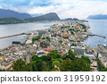 norway, alesund, town 31959192
