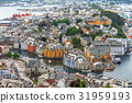 norway, alesund, town 31959193
