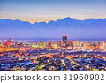 Toyama, Japan Skyline 31960902