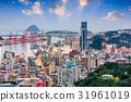 Keelung, Taiwan Skyline 31961019