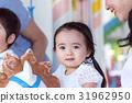 여자, 가족 여행, 테마파크, 유원지 31962950