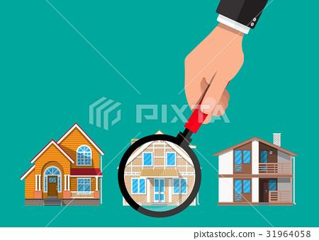 Private suburban house. Real estate 31964058