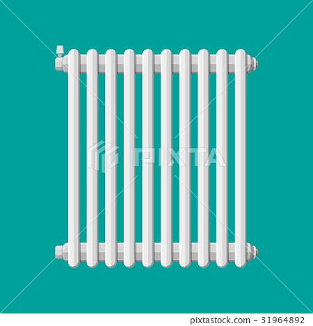 Heating radiator. Retro heating system. 31964892