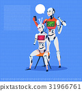 cyborg electronic futuristic 31966761