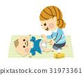 ทารก,เด็ก,เลี้ยงลูก 31973361