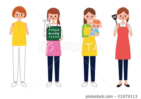 女性 女 女人 31979113