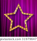 vector transparent golden star 31979647