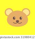 icon, icons, animal 31980412