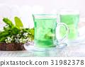 Tea in cups 31982378