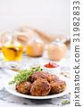 Meat Meatball Meatballs 31982833
