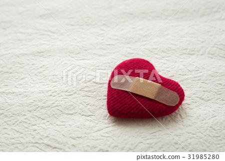 心臟日本紙繃帶膏藥 31985280