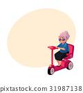 小型摩托車 時尚 現代 31987138