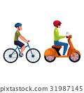 小型摩托车 自行车 脚踏车 31987145