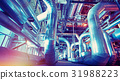 industrial plant 31988223