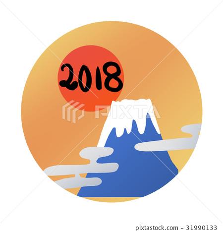 富士山 31990133