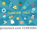 夏季大减价夏季大减价图 31993684