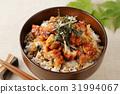 鱔魚 鰻魚飯 噴鼻蒲燒烤 31994067
