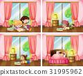 children, read, book 31995962
