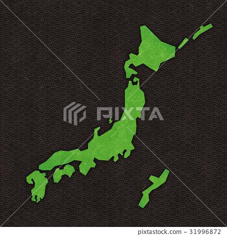 ประเทศญี่ปุ่น,แผนที่,แผนที่ประเทศญี่ปุ่น 31996872