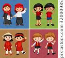 child, student, children 32000985