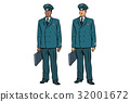 African and Caucasian the pilots of civil aviation 32001672