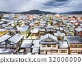 Wajima, Japan Skyline 32006999