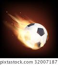 足球 向量 向量圖 32007187