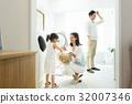 幸福的家庭形象浴室 32007346