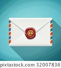 icon, vector, seal 32007836