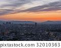 日落 黃昏 暮色 32010363