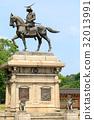다테 마사무네, 동상, 센다이 32013991