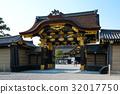 nijo castle, kyoto, world heritage 32017750
