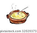 奶酪火鍋 食物 食品 32020373