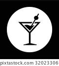 Drink beverage icon illustration design 32023306