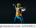 football, player, american 32026821